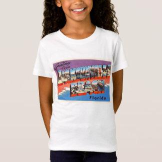 T-Shirt Souvenir de voyage de la Floride FL de plage de