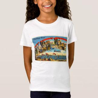T-Shirt Souvenir vintage de voyage de Nantucket le