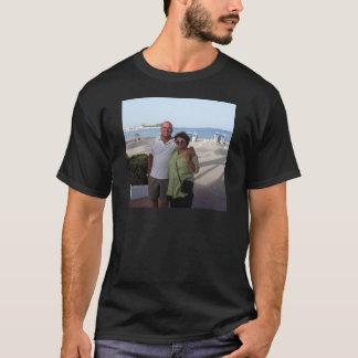 T-shirt Souvenirs de mariage de Mandy et de John