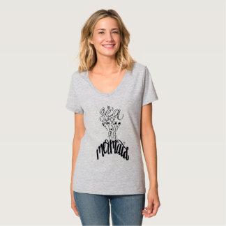 T-shirt Soyez la sirène