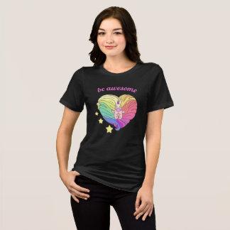 T-shirt Soyez obscurité impressionnante de la pièce en t |