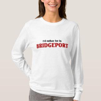 T-shirt Soyez plutôt à Bridgeport