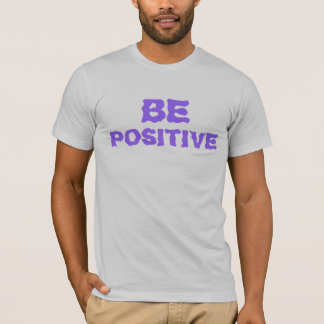 T-shirt Soyez positif