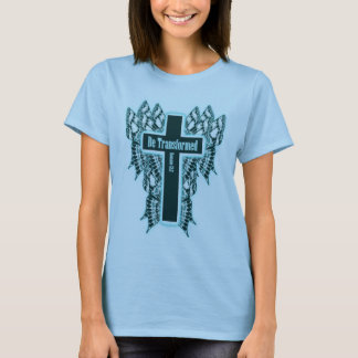 T-shirt Soyez transformé - 12:2 de Romains