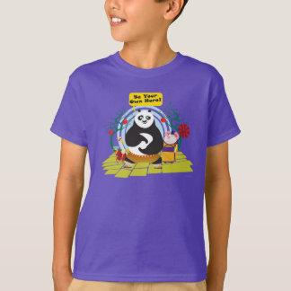 T-shirt Soyez votre propre héros