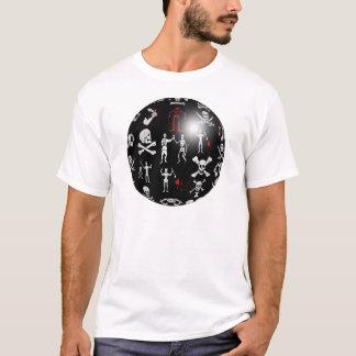 T-shirt Sphère piratique