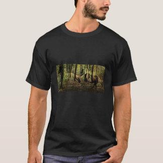 T-shirt Spiritueux de cheval