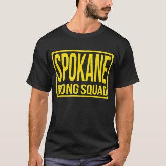 T-shirt Spokane Bong le peloton