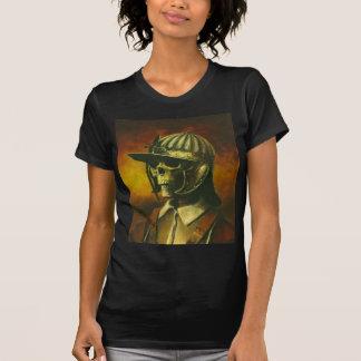 T-shirt Squelette de Roundhead de guerre civile