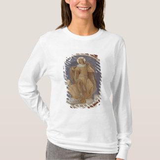 T-shirt St Elisabeth donnant son manteau à un mendiant