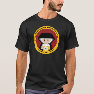 T-shirt St Margaret Mary Alacoque