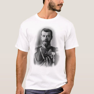 T-shirt St Nikolai (le martyre de tsar)