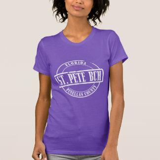 T-shirt St Peter BCH intitulent