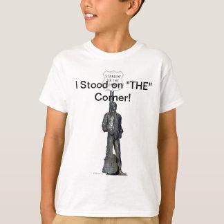"""T-shirt Standin sur """""""" le coin ! en Winslow Arizon"""
