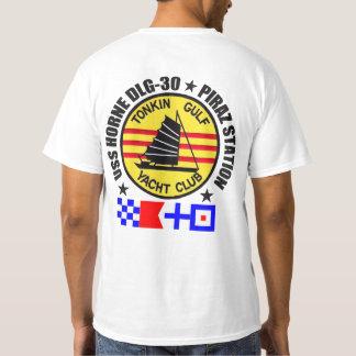 T-shirt Station d'USS Horne dlg 30 Piraz