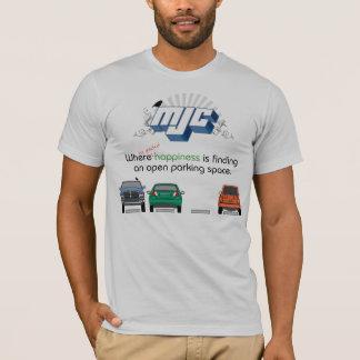 T-shirt Stationnement de MJC