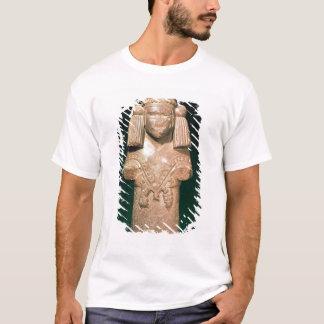 T-shirt Statue de Coatlicue, de terre antique et de mère