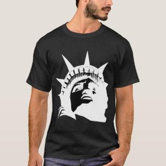 T-shirt Statue de Liberty_White