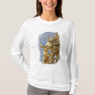 T-shirt Statue de Pegasus au pont de Pont Alexandre III
