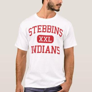 T-shirt Stebbins - Indiens - lycée - Dayton Ohio