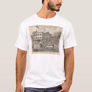 T-shirt Stockez la propriété d'Osborne Curtis, village de