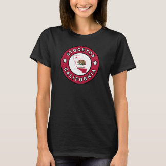 T-shirt Stockton la Californie