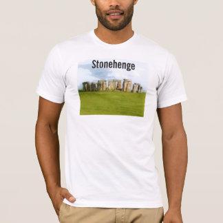 T-shirt Stonehenge préhistorique personnalisé