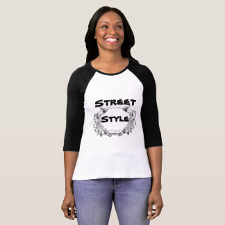 T-shirt Street Style conceptions folles 1