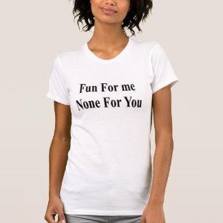 T-shirt Strictement adultes