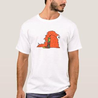 T-shirt Stupide l'homme des cavernes