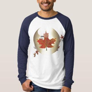 T-shirt Style d'érable