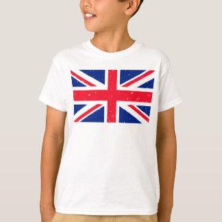 T-shirt Style grunge Union Jack