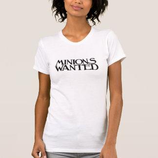 T-shirt Subordonnés voulus