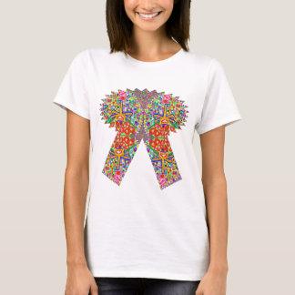 T-shirt Succès de récompense de récompense de ruban de