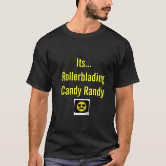 T-shirt Sucrerie Randy de roller
