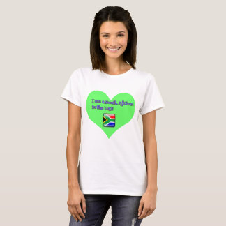 T-shirt Sud-africain aux EAU