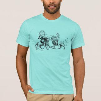 T-shirt Sun en opposition à la lune