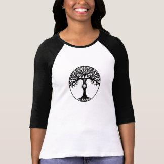 T-shirt Sun et arbre de déesse de lune