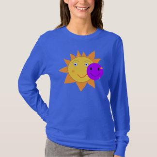 T-shirt Sun et smiley
