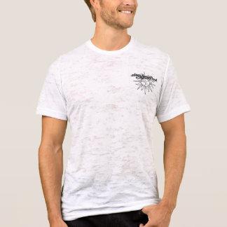 T-shirt sun&moon T de bande de Jones du stacy des hommes
