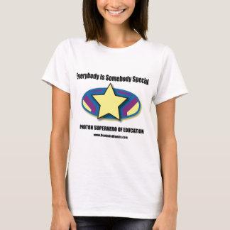 T-shirt Super héros de PHOTON d'éducation