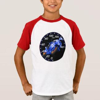 T-shirt superbe de Moto