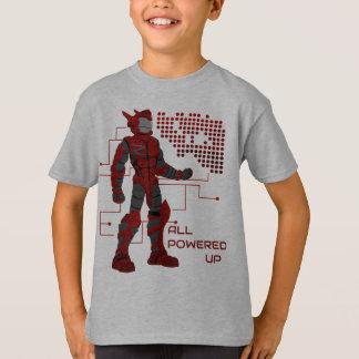 T-shirt superbe de robot