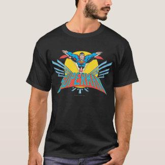 T-shirt Superman avec des lettres