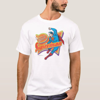 T-shirt Superman - homme d'acier