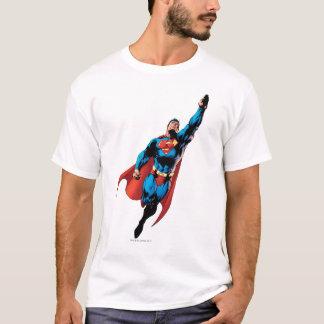 T-shirt Superman monte