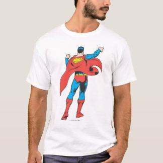 T-shirt Superman par derrière