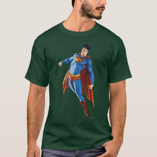 T-shirt Superman regardant vers le bas
