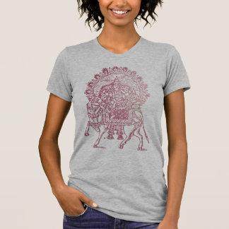T-shirt suprême de femmes d'être d'hindouisme de
