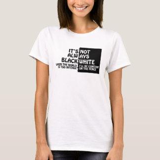 T-shirt Sur la barrière